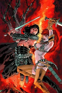 CONAN RED SONJA