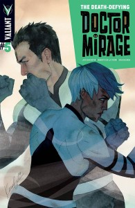 DEATH DEFYING DR MIRAGE