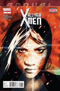 all new x-men annual