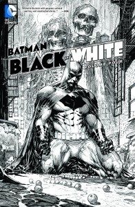 batman black and white tp