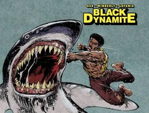 black dynamite tp
