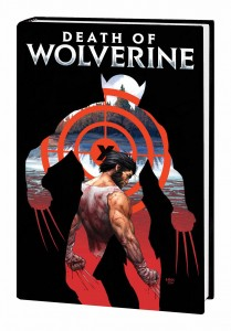 death of wolverine hc
