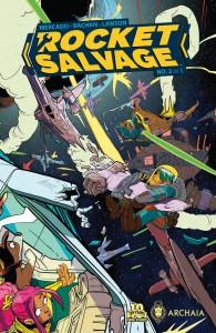 rocket salvage
