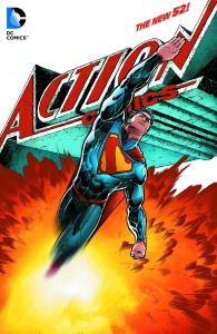 superman action comics hc