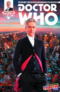 DOCTOR WHO 12TH