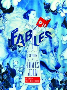 FABLES COMPLETE COVERS