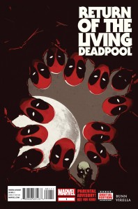 RETURN OF LIVING DEADPOOL