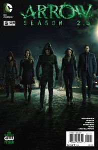 arrow season 2.5