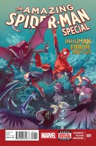 amazing spider man special