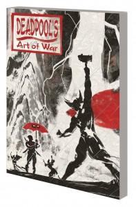 deadpools art of war tp