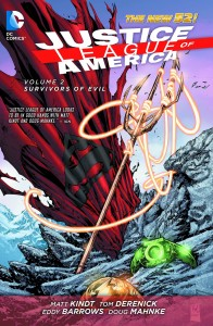 justice league america tp