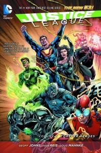 justice league tp