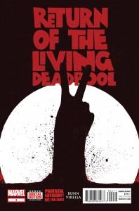 return of living deadpool
