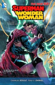 superman wonder woman tp