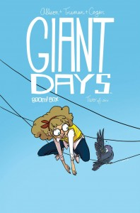 GIANT DAYS #2 (OF 6)