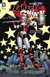 HARLEY QUINN TP VOL 01 HOT IN THE CITY (N52)