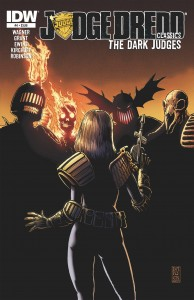 JUDGE DREDD CLASSICS DARK JUDGES #4 (OF 5)