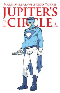JUPITERS CIRCLE #1 CVR B QUITELY (MR)