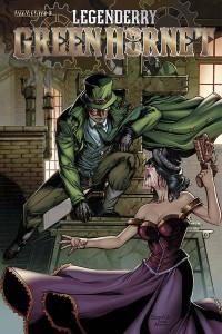 LEGENDERRY GREEN HORNET #3 (OF 5)