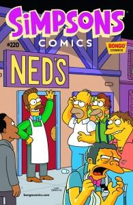 SIMPSONS COMICS #220