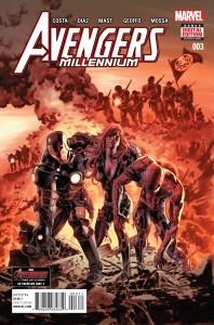 avengers millenium 3