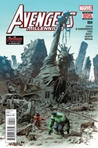 avengers millenium 4