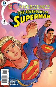 convergence adv of superman 1