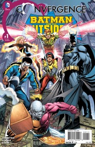 convergence batman & outsiders 1