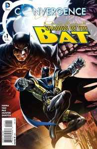 convergence batman shadow bat 1