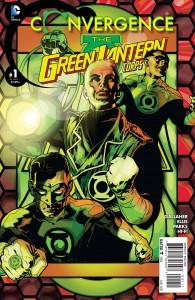 convergence green lantern corps 1