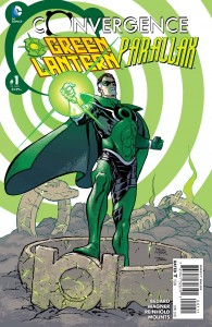 convergence green lantern parallax 1