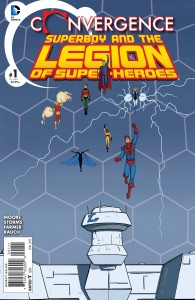 convergence superboy & the legion 1