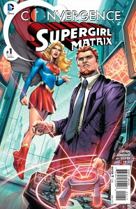 convergence supergirl matrix 1