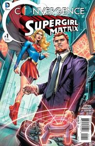 convergence supergirl matrix 1
