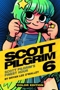 scott pilgrim color hc 6