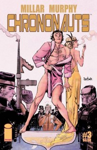 CHRONONAUTS #3 (OF 4) (MR)