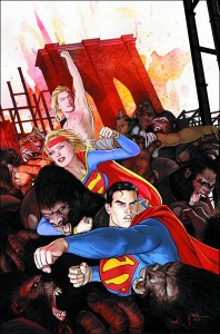 CONVERGENCE ADVENTURES OF SUPERMAN #2