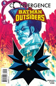 CONVERGENCE BATMAN & THE OUTSIDERS #2