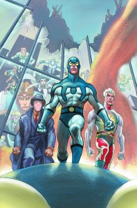 CONVERGENCE BLUE BEETLE #2