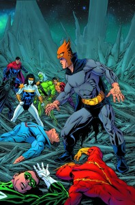 CONVERGENCE CRIME SYNDICATE #2