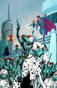 CONVERGENCE SUPERBOY & THE LEGION #2