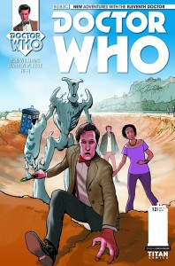 DR WHO 11TH #12