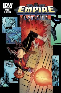 EMPIRE UPRISING #2