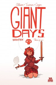 GIANT DAYS #3 (OF 12)