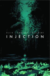 INJECTION #1 CVR A SHALVEY & BELLAIRE (MR)