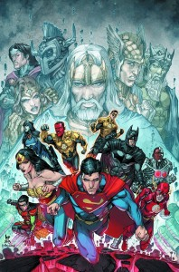 INJUSTICE GODS AMONG US YEAR FOUR #1