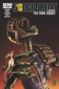 JUDGE DREDD CLASSICS DARK JUDGES #5 (OF 5)