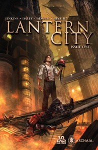 LANTERN CITY #1 (OF 12) MAIN CVRS