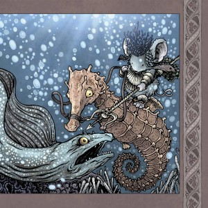 MOUSE GUARD LEGENDS OF GUARD VOL 03 #3 (OF 4)
