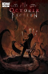 OCTOBER FACTION #7